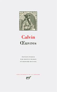 Calvin. Œuvres