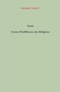 Traité Contre l'Indifférence des Religions