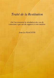 Traité de la Restitution