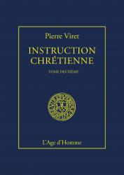 Instruction Chrétienne Tome II